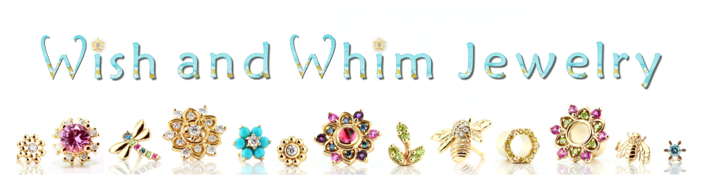 Wish and Whim Jewelry - Spring Banner 2021